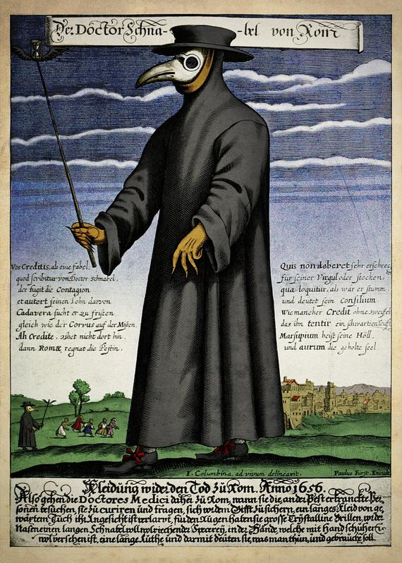 Plague Doctor from Wikipedia